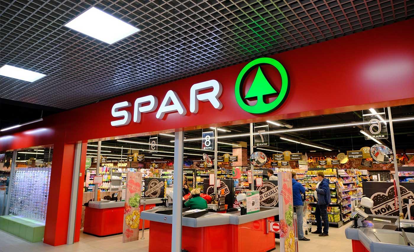Бонусная программа магазинов SPAR