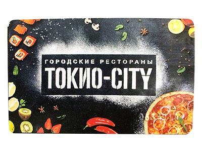 токио сити бонусная карта
