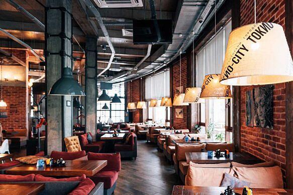 Бонусная программа ресторана Tokyo-City