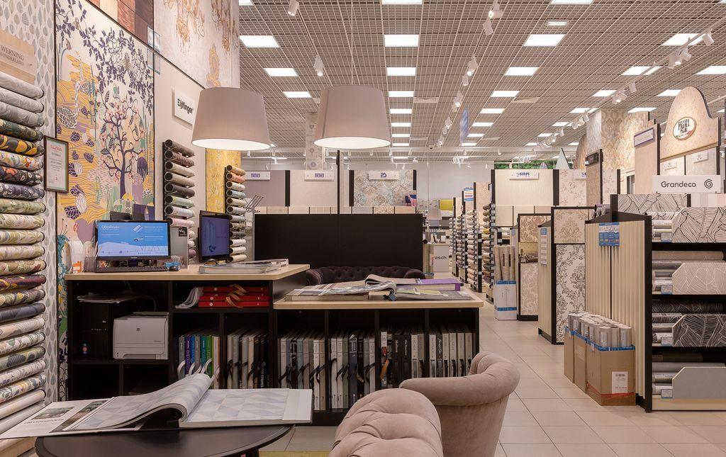 Товары магазина Обойкин